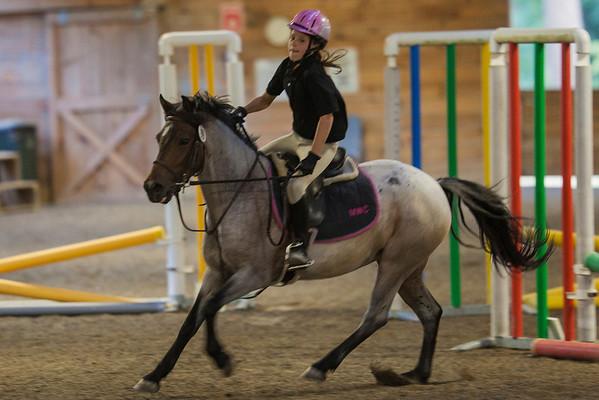 13-08-07 Persie Riding
