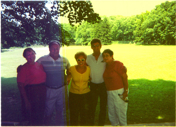 Sandy and John Avery, Me, Clyde Cleeland, and Donna Baird.jpg