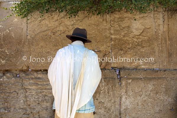 ISRAEL, Jerusalem, Old City, Jewish Quarter. Kotel (Western Wall) (8.2016)