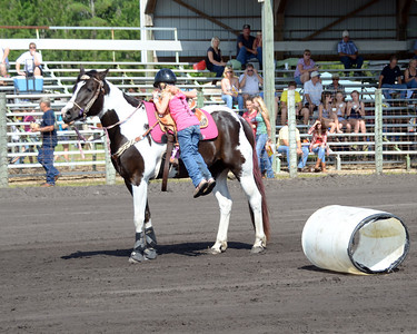 Cracker Day 2012 Hollow Log & Greased Pig