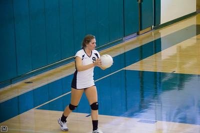09-13-12 Volleyball vs Savanna