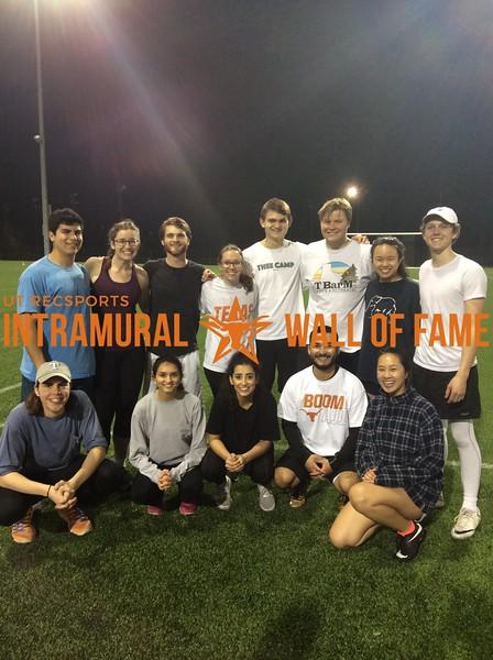 Spring 2018 Kickball Runner Up BYX CIWY