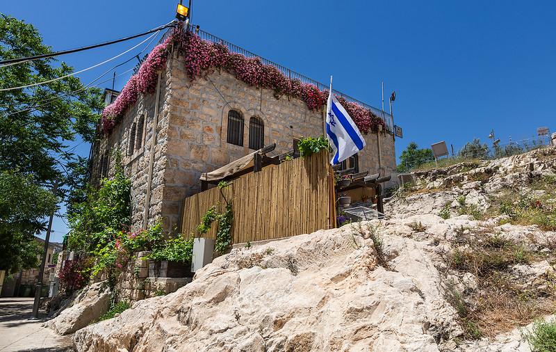A beautiful Jewish home