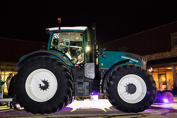 Fendt 1050 introductie