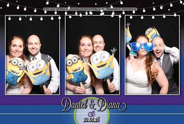 Daniel & Diana