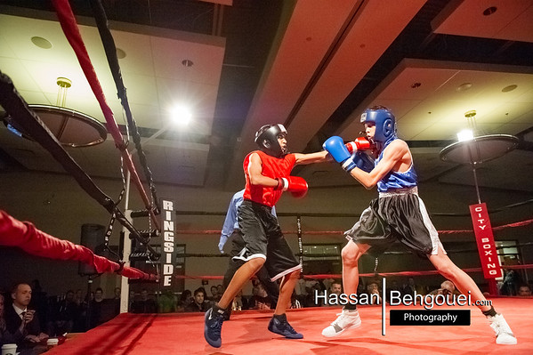 Western Canadian Boxing Championship Highlights Cascade Casino Langley Bc Canada (5_17_13)