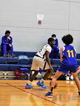 OE Fresh. Boys Basketball Vs Joliet Central 2021