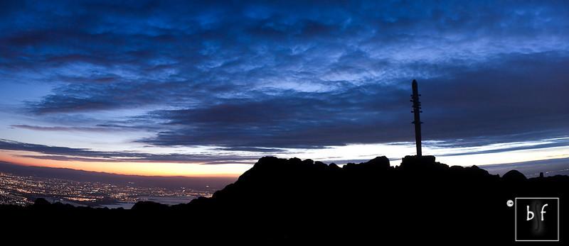 Mission Peak Panoramas