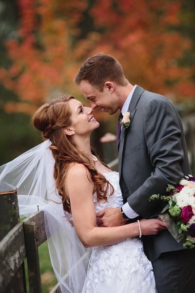 Wedding Photography of Abby and Brian at Canyon Run Ranch.