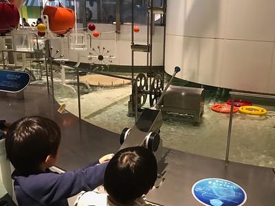 ELC-K Field Trip to Nagoya Science Museum