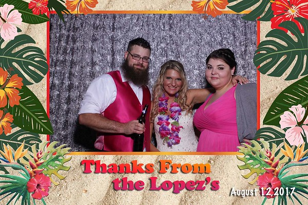 Gollner and Lopez Wedding