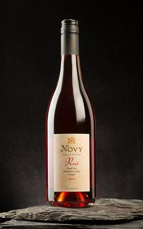 Siduri and Novy Bottle Photos 3-12-13