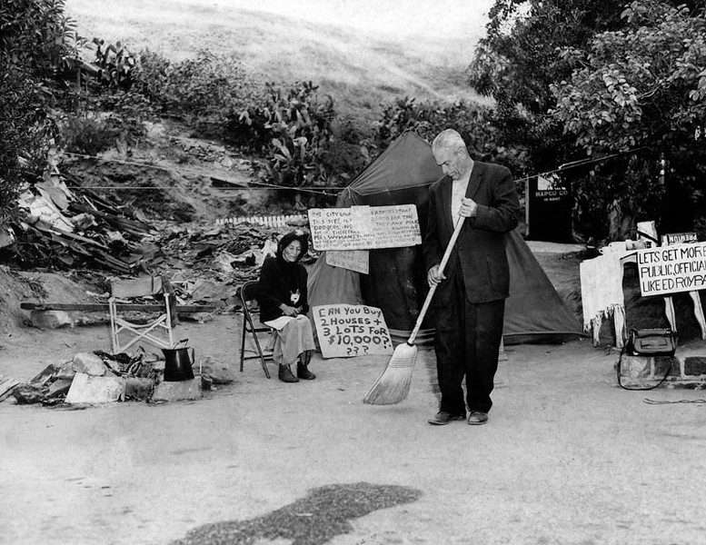 1959, Last Eviction Warriors