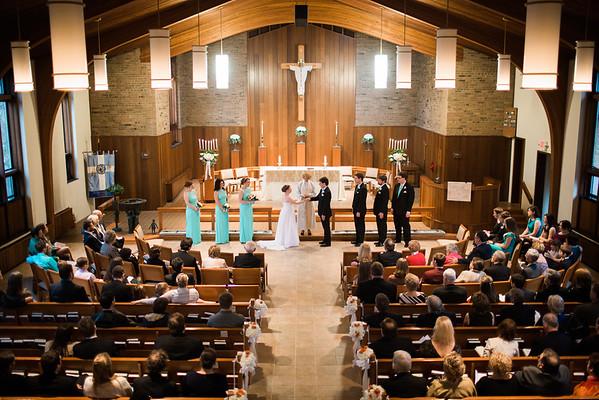 Courtland + James Wedding