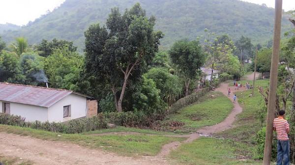 El Porvenir, Honduras, 2016