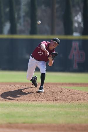 Baseball - APU vs Cal State Monterey Bay 20160213