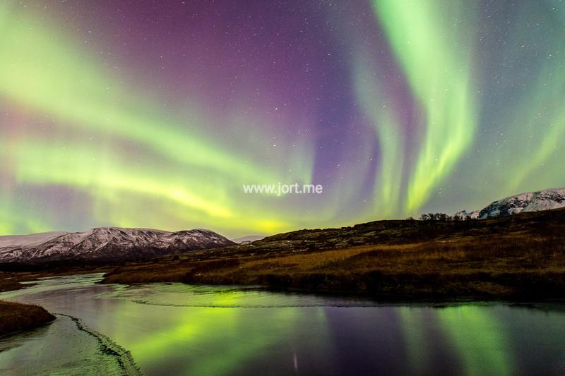 A bright Aurora