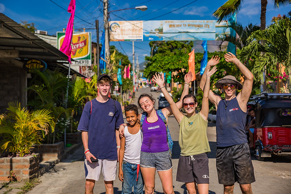 Nicaragua Mission Trip 2018