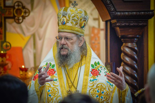 Enthronement of His Grace, Bishop Alexander