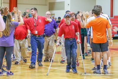 Special  Olympics - 2018 - Opening Ceremony - Baton Rouge, Louisiana - Mar 2, 2018