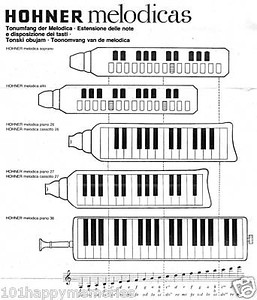 Hohner Piano 26/27 (second series)