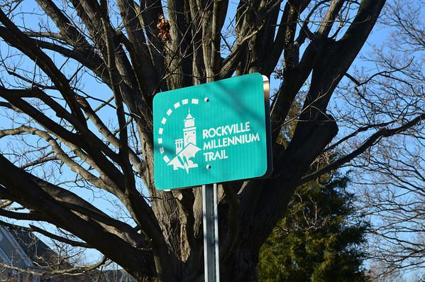 Rockville Millennium Trail<br> Rockville, MD