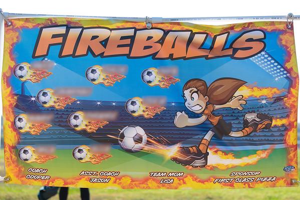Soccer Rockers vs. Fireballs
