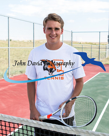 2017 EHS Boys Tennis Individual Pics