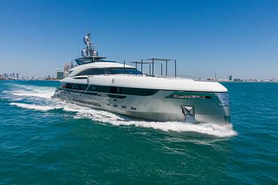 160' Rossinavi EIV Superyacht