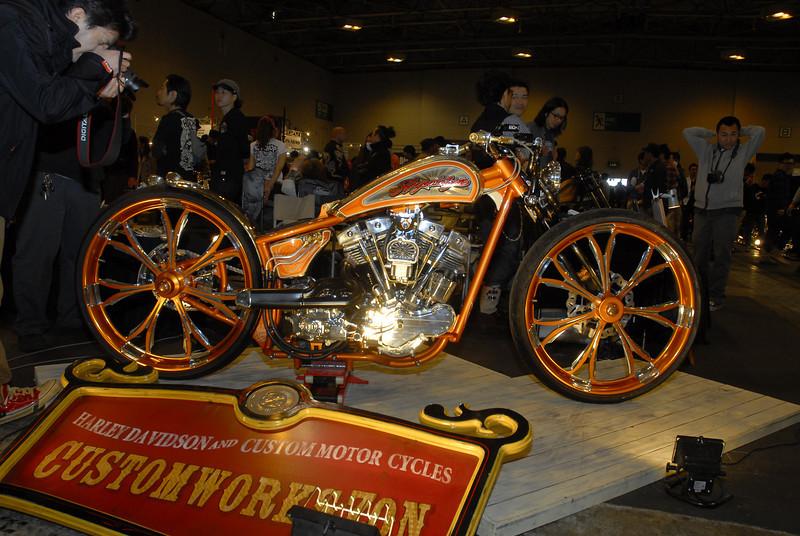 Custom Bike Show 2013