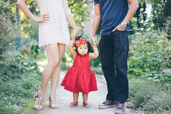 Lyanna & Family