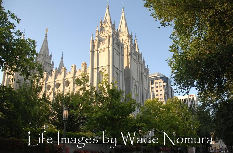 Morman Tabernacle