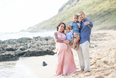 Phoutaboun Family Portraits 2017