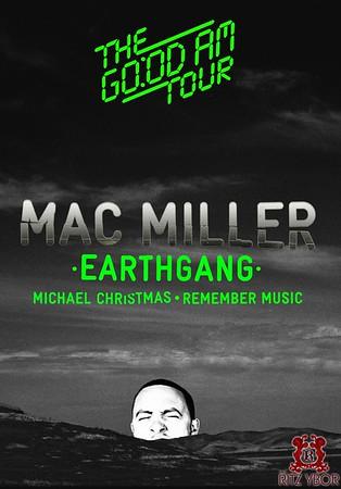 Mac Miller THE GO:OD AM TOUR