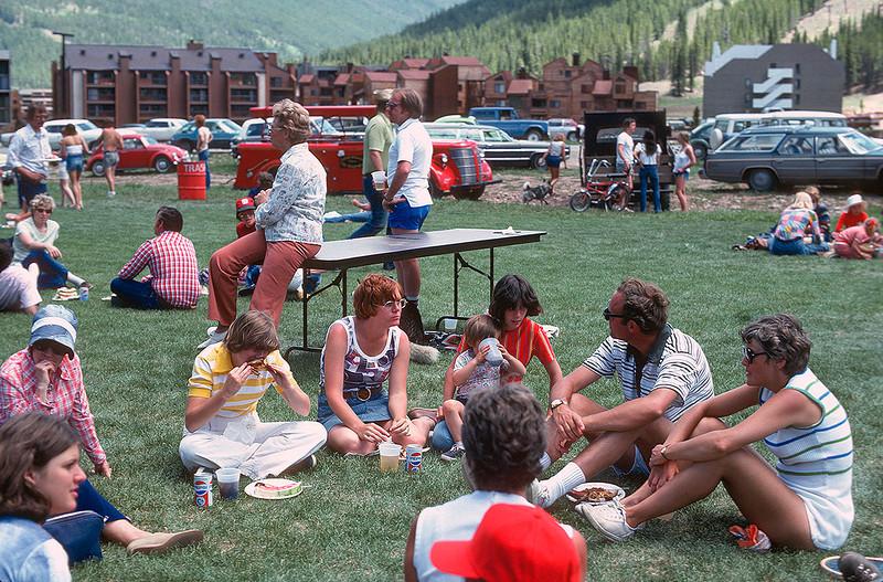 CM employee party 1976