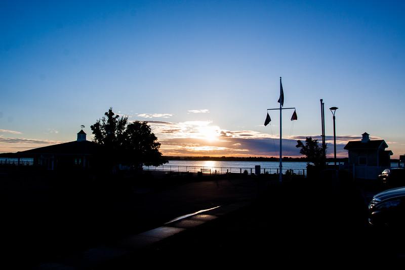 Saybrook Sunrise