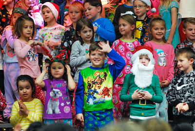2016-12-21 Olin's School Christmas Sing-a-long