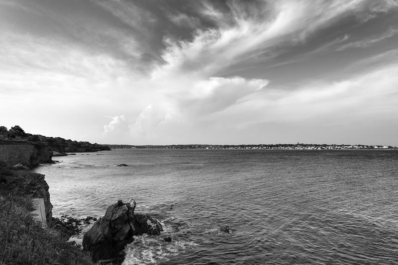 Easton Bay - Newport, Rhode Island, USA - August 15, 2015