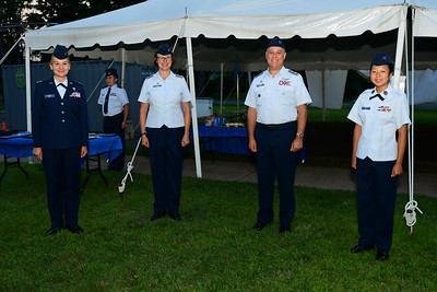 Cadet Change of Command and Awards