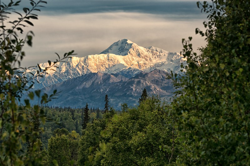 Peaking at Denali