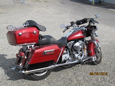 Ride To Napavine, Frosty's Saloon, Sep 15, 2012