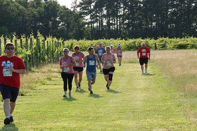 Run the Vineyards  Sangria Scurry 5K 2019