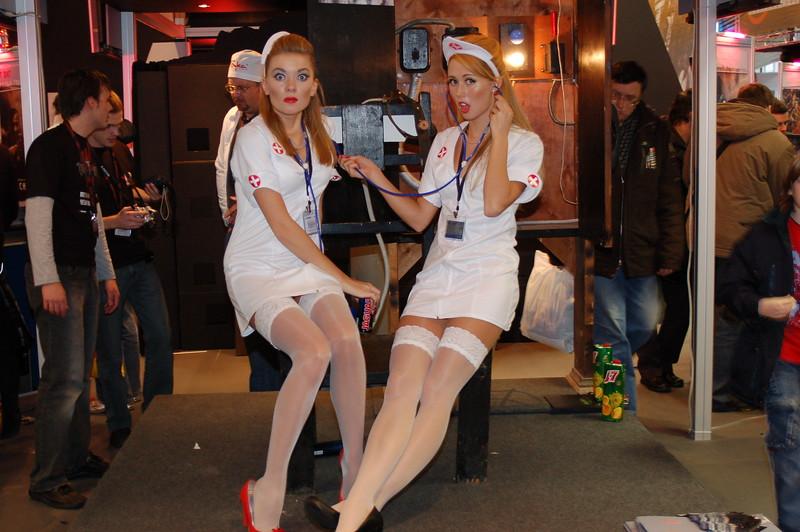 Buka nurse girls
