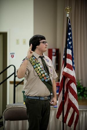 Michael Ceccio Eagle Scout