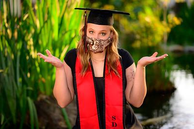 Caylee SDSU Grad Portraits 5-2-2020