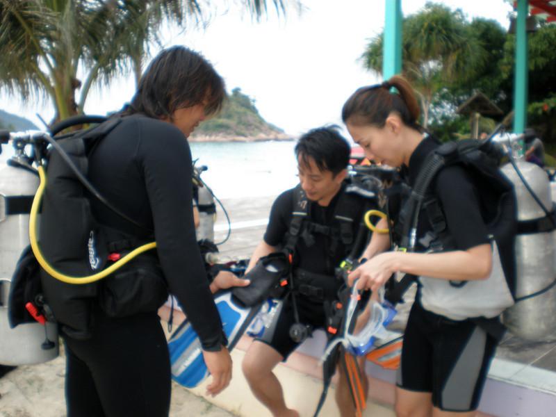 [20080515] Will & Bee Scuba Diving @ Redang (16).JPG