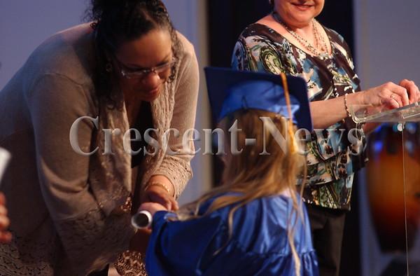 06-22-14 NEWS Close to Home Preschool Graduation