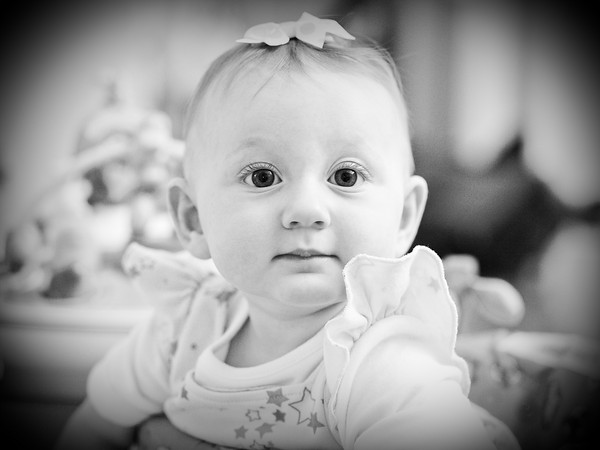 Sloane at 8 Months