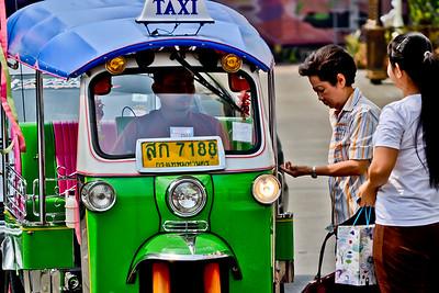 Tuk Tuks & Taxi