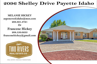 2096 Shelley Drive Payette Idaho - Melanie Hickey